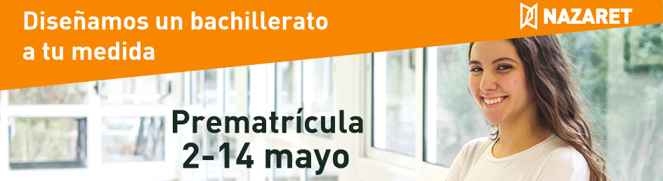 Prematrícula Bachillerato 2019